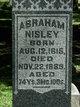 Abraham Nisley