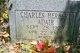 Charles H Adair