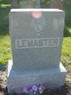 Profile photo:  H. Wallace Lemaster