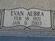 Evan Aubra Cox