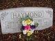 Profile photo:  Gertrude M. <I>Edwards</I> Haymond