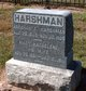Profile photo:  Abraham F. Harshman