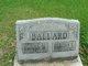 Profile photo:  Bertha Ella <I>Butler</I> Ballard
