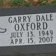 Garry Dale Oxford