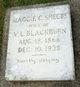Maggie C. <I>Sheets</I> Blackburn