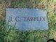 """John Cecil """"J. C. and Cecil"""" Tarpley"""