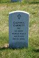 Profile photo:  Calvin L Garrett