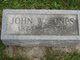 John W Jones