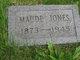 Maude Jones