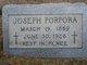 Joseph Porpora
