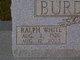Ralph White Burdett