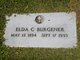 Profile photo:  Elda Alice <I>Chatfield</I> Burgener