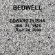 Profile photo:  Edward Elisha Bedwell