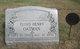 Floyd Henry Oatman
