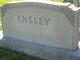Florence Eliza Ensley