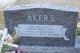 Mary E Akers