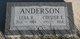 Chester E Anderson