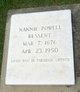 Nannie Powell Bessent