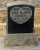 Profile photo:  Anna Manson Borders