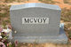 Profile photo:  Alfred Adolph McVoy, Sr
