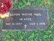 Alton Wayne Nail