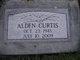 Profile photo:  Alden Curtis