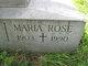 Maria Rose Sodaro