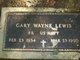 Gary Wayne Lewis