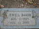 Profile photo:  Lessie Jewell <I>Goins</I> Baker