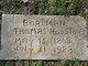 Profile photo:  Thomas Houston Boatman