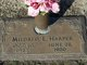 Mildred Eulice <I>Dale</I> Harper