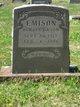 Horace Eason Emison