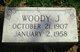 Woody J. Tankersley