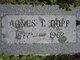 Profile photo:  Agnes T Tripp