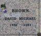 David Michael Brown