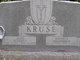 Berniece <I>Biesenbach</I> Kruse
