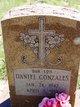 Profile photo:  Daniel Gonzales