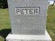 Profile photo:  Alice G. Peter
