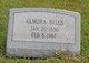 Almira <I>Mays</I> Bills