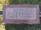 John Gerard Gerbig