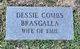 Profile photo:  Dessie <I>Combs</I> Brasgalla