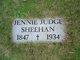 Jennie Judge Sheehan