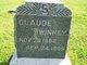 Thaddeus Claude Swinney