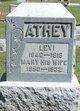 Mary <I>Lionberger</I> Athey