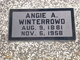 "Angelina Alice ""Angie"" <I>Kreiser</I> Winterrowd"