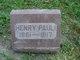 Henry Pauli