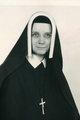 """Sr Mary Cordilia """"Sister of Notre Dame"""" <I>(Victoria)</I> May"""