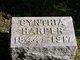 Cynthia <I>Coon</I> Harper