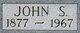 Profile photo:  John S Hutcherson