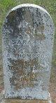 Sarah L <I>Taylor</I> Thompson